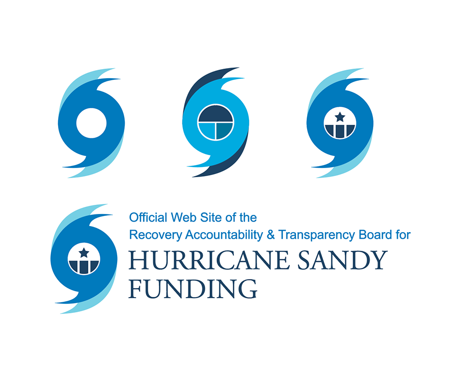 Hurricane Sandy logo